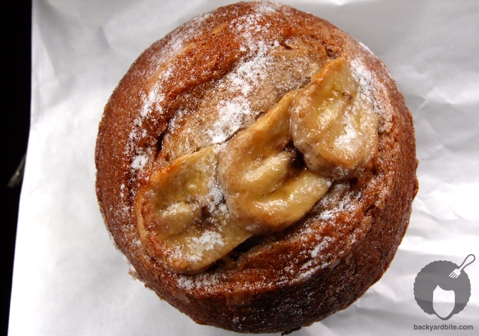 Banana Muffin at M Street Kitchen