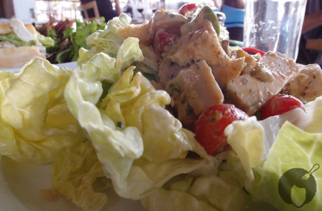 The Mercantile Chicken Salad