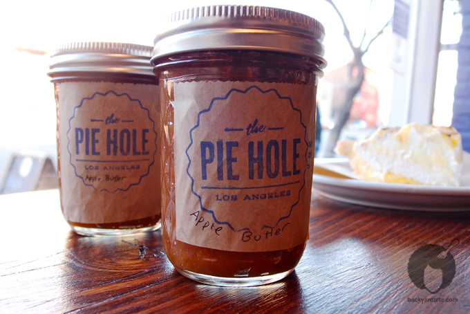 Apple Butter @ The Pie Hole Los Angeles