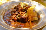 Oxtail Stew @ Sunny Spot - Photo Credit Eric Shin