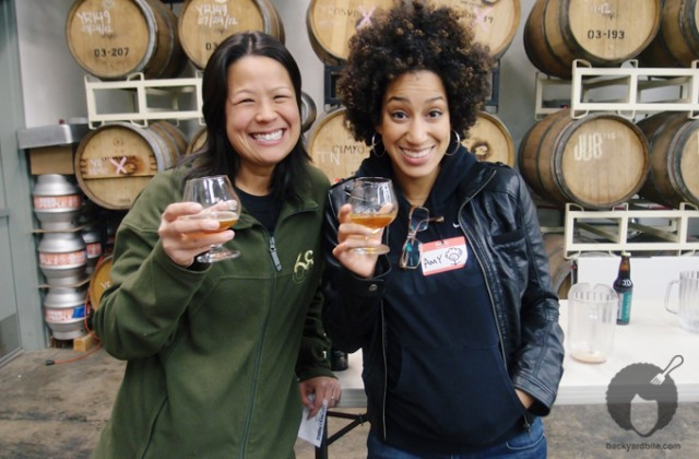 Backyard Bite with Ting Su of Eagle Rock Brewery